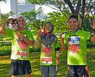 Run4Tigers di Titan Run, Alam Sutera, Serpong.