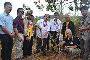 FORMADAT Tree Planting