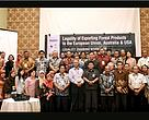 Group Photo - Workshop Legalitas Ekspor Kayu - Surabaya
