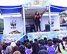 Panda Mobile di Bakti Sosial BEM FE Universitas Gunadarma di Desa Sukarasa (18/06).