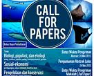 Poster Simposium Hiu dan Pari di Indonesia