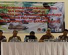 Forum Komunikasi Penegakan Hukum di Taman Nasional Bukit Barisan Selatan