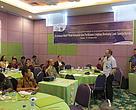 Sambutan dari Ir. Agus Dermawan M.Si, Direktur Kawasan Konservasi dan Jenis Ikan, Kementerian Kelautan dan Perikanan (KKP)