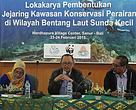 Penandatanganan roadmap di Bali