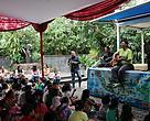 Green Sunday Bersama Panda Mobile di Paroki St. Ignatius Loyola, Menteng, Jakarta Pusat (05/06/2016).