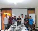 External expert review penyusunan BMP Udang Windu versi 2014 di kantor WWF-Indonesia Denpasar, Bali