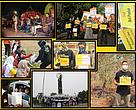 Aksi solidaritas hadir dari komunitas Earth Hour Indonesia di seluruh penjuru Indonesia