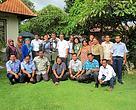 Lokakarya MPA Network di Bali