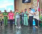 Peluncuran Dokumen Visi Energi Terbarukan Papua oleh WWF dan Pemprov