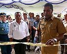 Peresmian Kantor WWF-Indonesia Program Papua Site Biak oleh Wakil Bupati Kabupaten Biak Numfor.