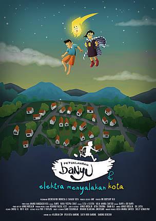 contoh poster tentang lingkungan alam selebriti indonesia tentang