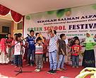 Storytelling Panda Mobile di Sekolah Salman Alfarisi, Bogor (26/11/2016).