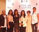 Foto bersama dalam Press Conference Peluncuran Kampanye #TogetherPossible bersama Galleries Lafayette