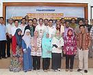 Foto Bersama Peserta DIskusi Inisiasi Indikator EAFM Perairan Darat/ PKSPL - IPB