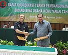 WWF-Indonesia dan Kementerian Kehutanan sepakat wujudkanPengelolaan Hutan Produksi Lestari (PHPL) melalui peningkatan sistem di bidang sosial dan kemasyarakatan