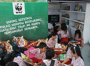   / &copy;: WWF-Indonesia/Irza Rinaldi